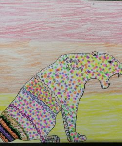 Leisha Naicker, MGPS, Grade 7. South Africa